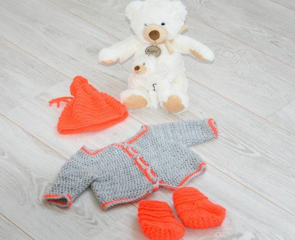 Layette fluo –Trousseau bébé