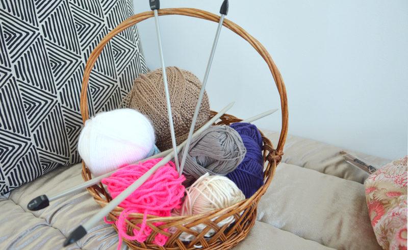 Les meilleures aiguilles à tricoter