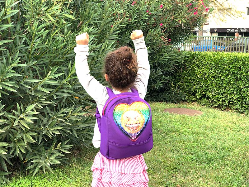 coudre un sac a dos enfant