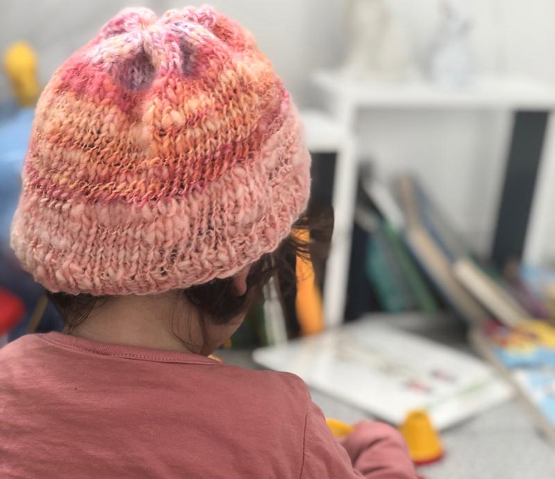 filer de la laine tricoter