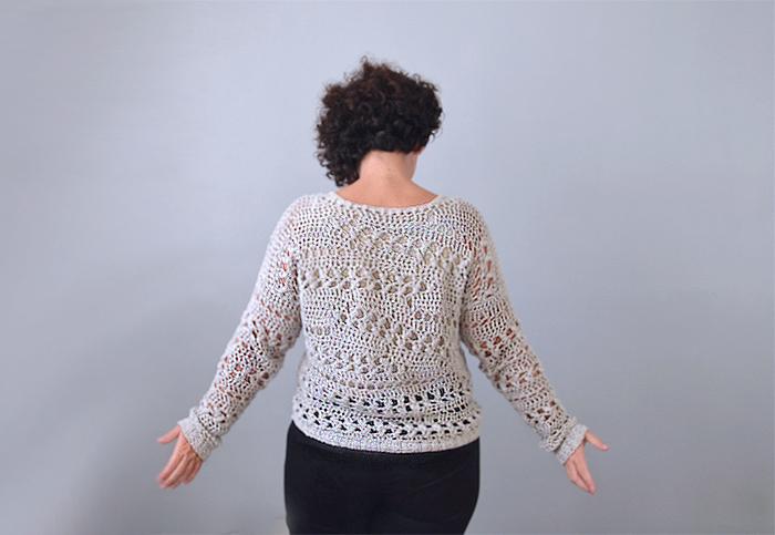 manches sensum sweater