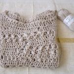 pull crochet bomulllin