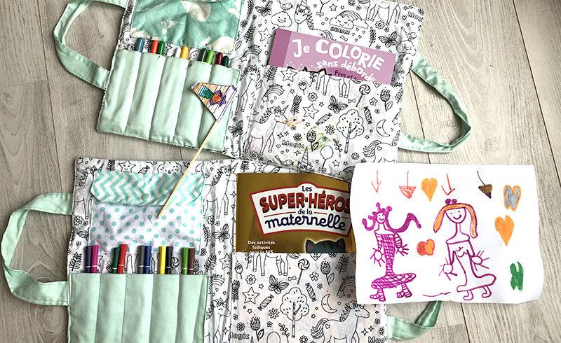 Deux sacs d'artistes pour les filles