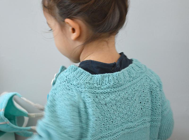 modèle tricot enfant gratuit