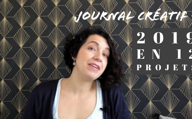 Journal créatif vidéo 4
