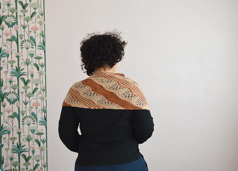 laine écheveau solidaire tricot