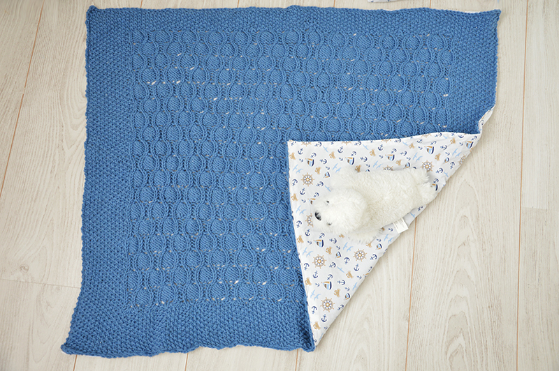 Couverture Bubble Baby Blanket