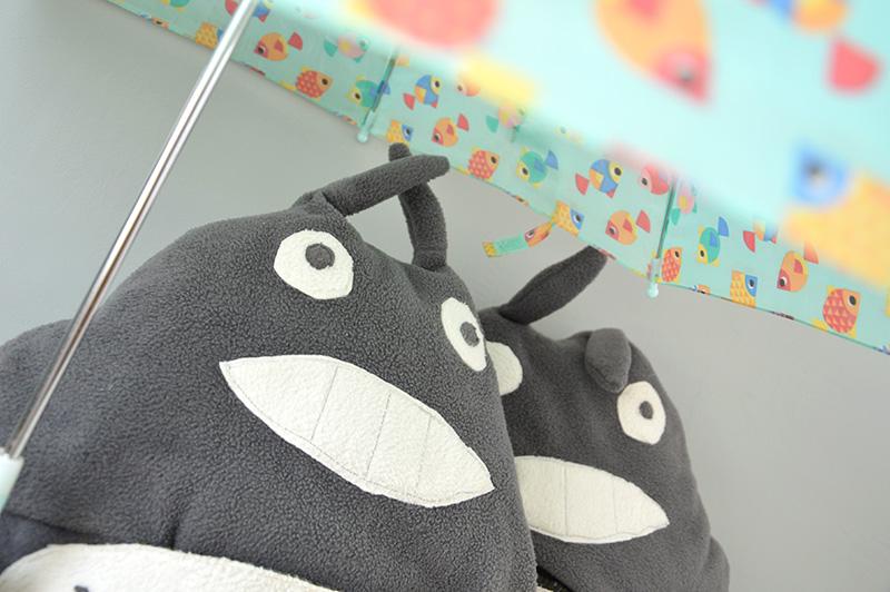 Totoro parapluie