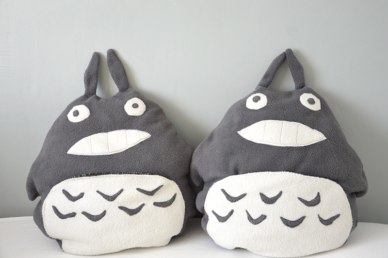 coudre un doudou Totoro