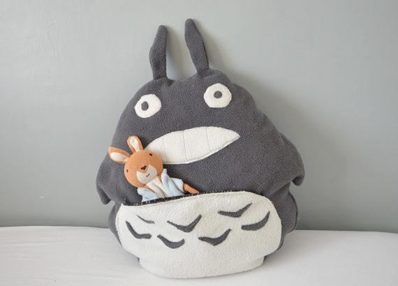 doud Totoro cousu main