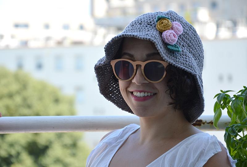 fil coton Hema crochet