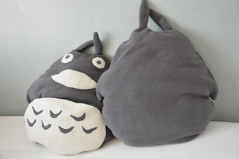 Totoro géant en polaire