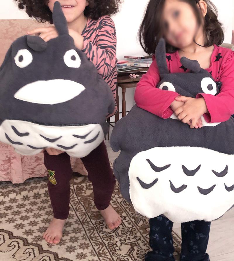 Totoro préféré des enfants