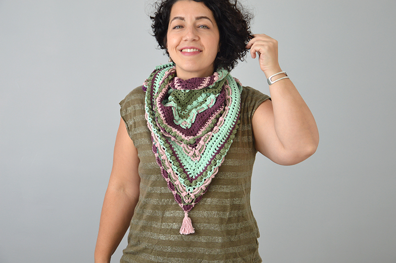 coton bio Sostrenes Grene crochet