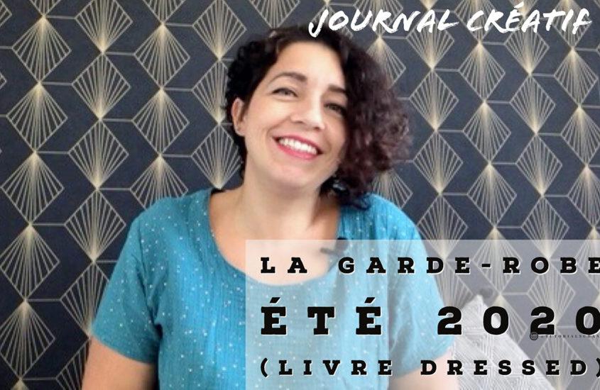Journal créatif vidéo 6 : la frénésie couture !