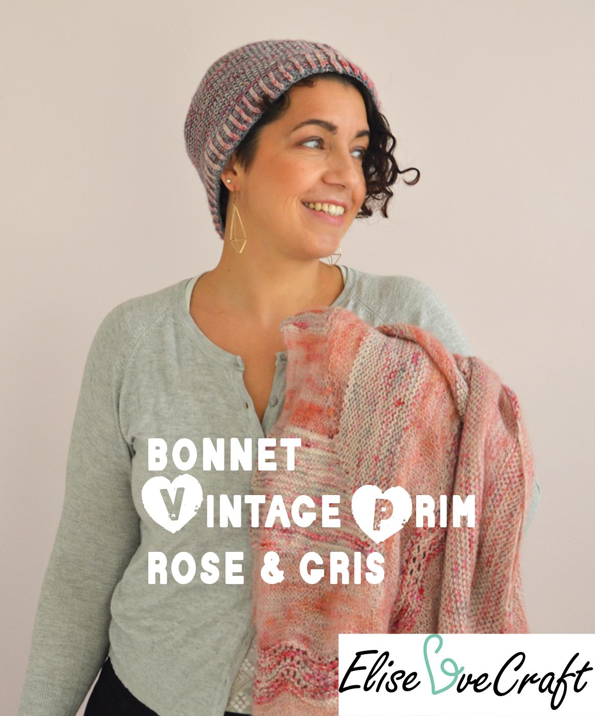 bonnet vintage prim pin-it