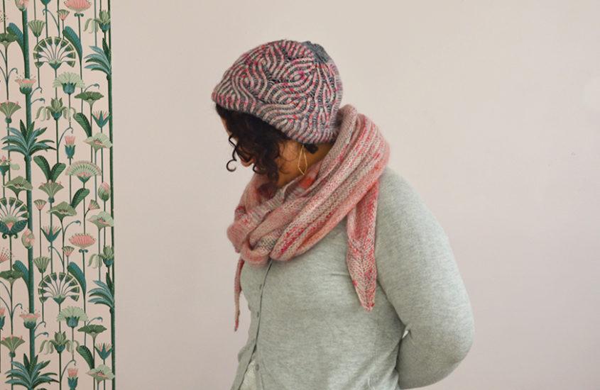 Bonnet Vintage Prim : j'adore !
