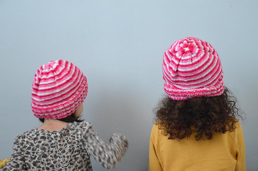 Sockhead slouch hat rayures