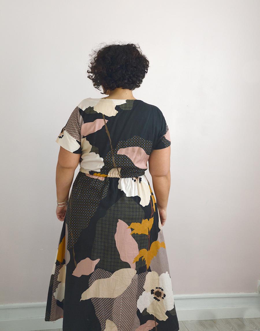 garde robe cousue-main Dressed