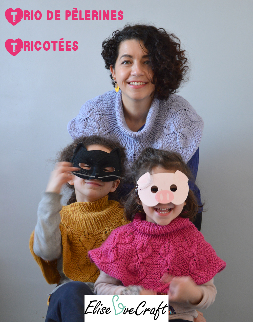 pelerines tricotees pin-it