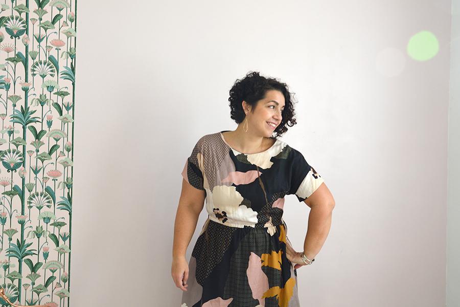 robe Dressed automne
