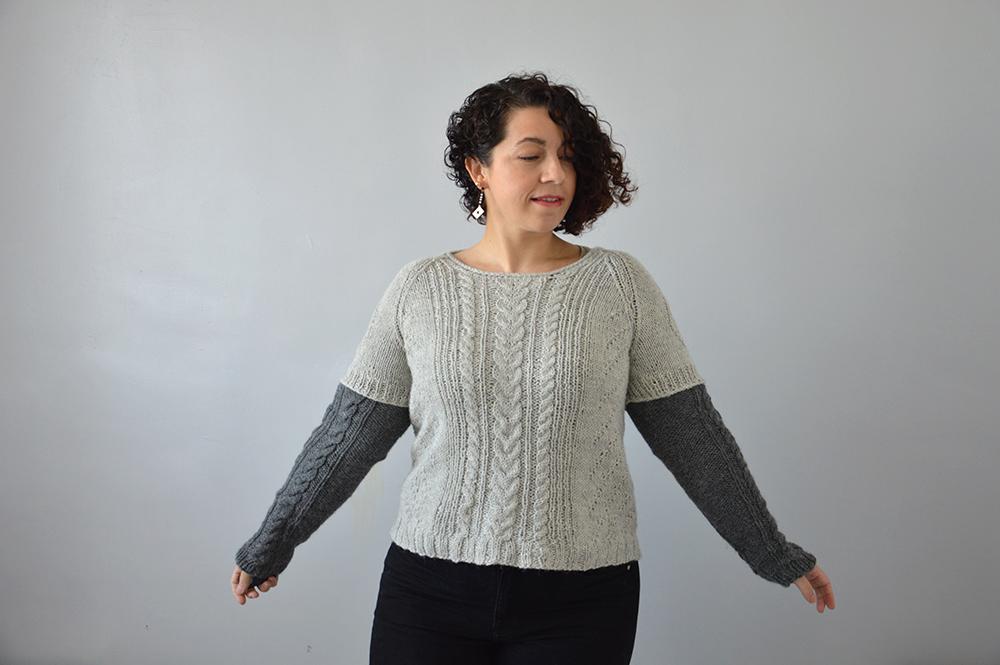 tricot expert torsades