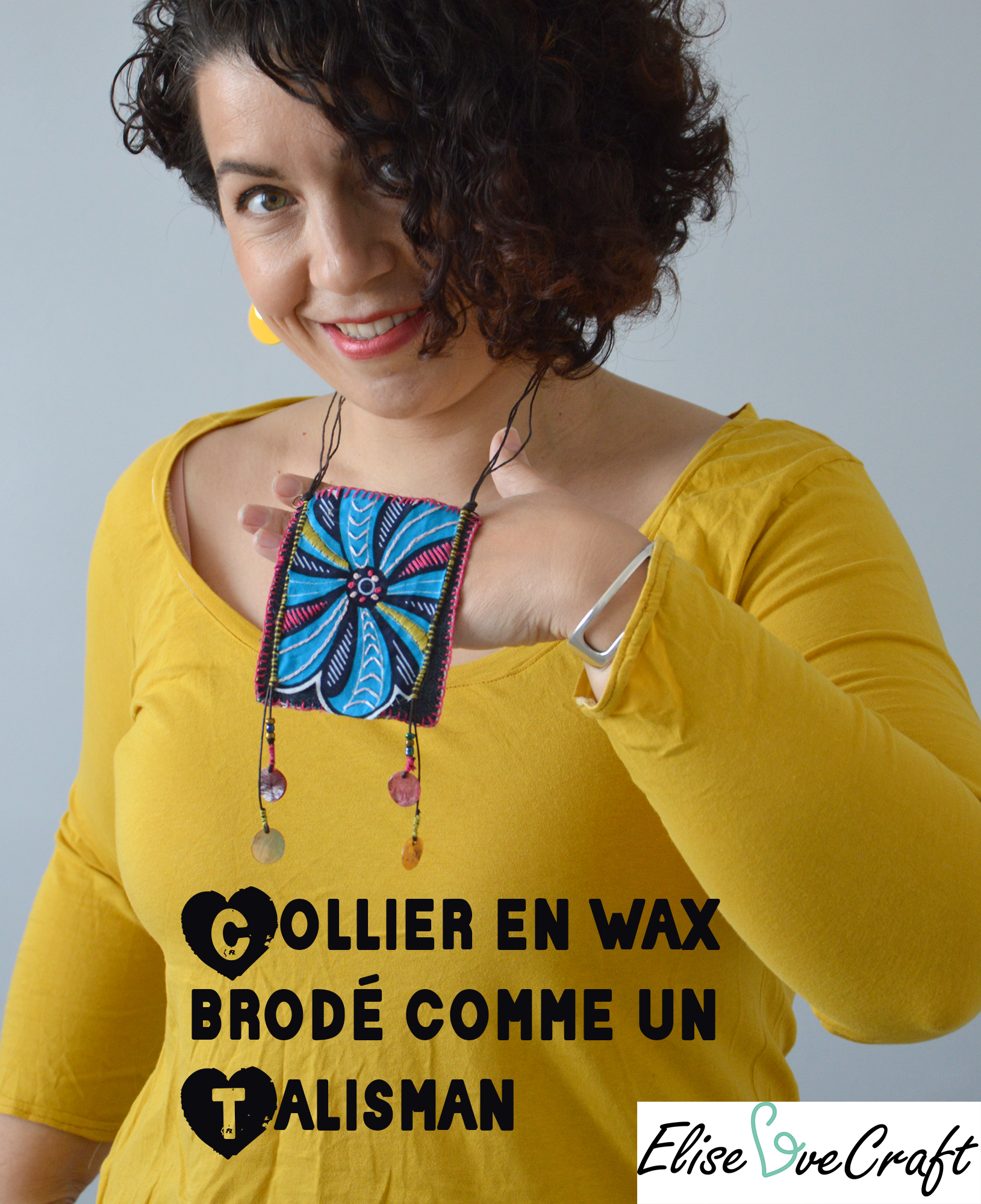 collier Wax pin-it