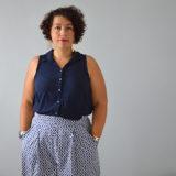 jupe-culotte Dressed à motifs